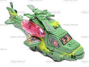 Вертолёт заводной, 2 вида, 666-10, игрушки
