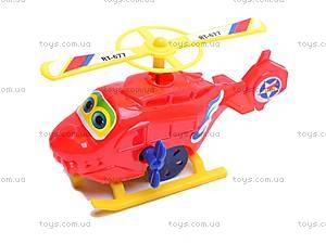 Вертолёт заводной, 3 вида, 677A, цена