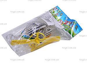 Вертолёт заводной, 3 вида, 677A, детские игрушки