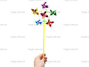 Вертушка «Цветок», W02-1247, детские игрушки