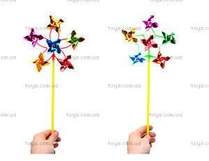 Вертушка «Цветок», W02-1247, toys.com.ua