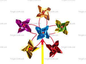Вертушка «Цветок», W02-1247, toys