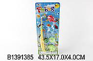 Веселая рыбалка для малышей, 6629, фото