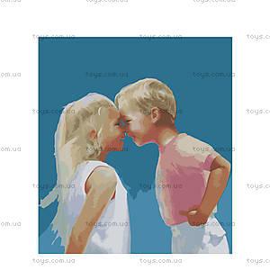 Веселое детство, рисование по номерам, MG1026