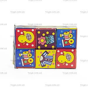 Веселые кубики для детей, 403R/6D PPH, купить