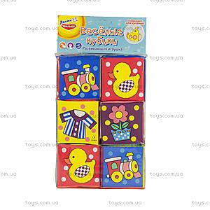 Веселые кубики для детей, 403R/6D PPH