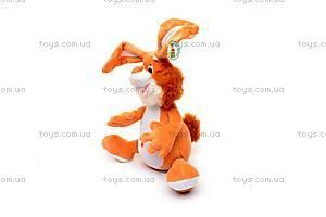 Веселый длинноухий кролик, FY324-2, фото