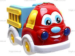 Веселый грузовичок «Музыкальные друзья», EC80392R, фото