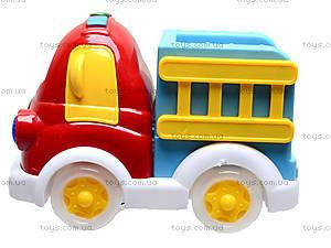 Веселый грузовичок «Музыкальные друзья», EC80392R, цена