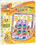 Веселый набор для творчества «Волшебные контуры», VT2601-04, купить