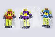 Веселый робот - дергунчик, Д266уа, фото