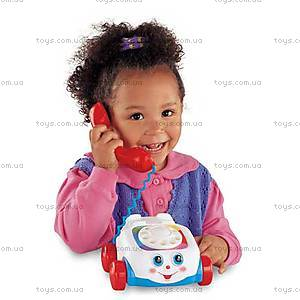 Веселый телефон Fisher-Price, 77816, купить