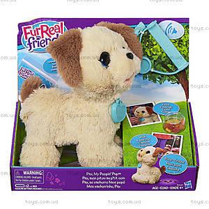 Интерактивная игрушка «Весёлый щенок Пакс», B3527