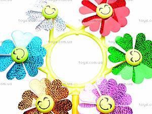 Ветрячок «Цветочки», 6641A, игрушки