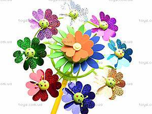 Ветрячок «Цветочки», разноцветный, 6724A, купить