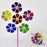 Ветрячок «Цветочки на палке», F22317, детские игрушки