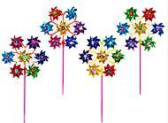 Ветрячок «Голограмма» 7 цветов, V07