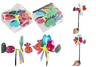 """Ветрячок """"Животные"""", 5 видов, 28см , SC20450, детские игрушки"""