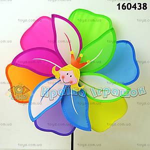 Ветрячок «Принцесса», цветной, 160438