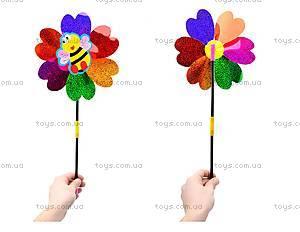 Ветрячок для детей «Цветочек», 2025-313
