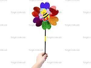 Ветрячок для детей «Цветочек», 2025-313, отзывы