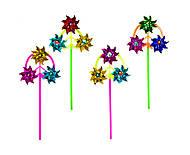 Ветрячок с 3-мя цветками 4 вида, V1900