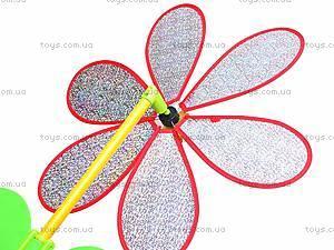 Ветрячок «Зайчик», 6628A, детские игрушки