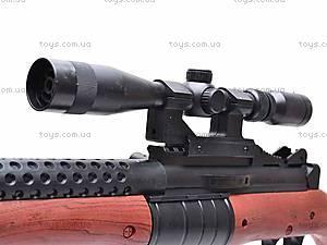 Винтовка с прицелом под пули, M-801A, отзывы