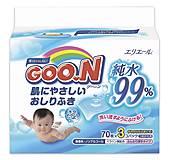 Влажные салфетки GOO.N для чувствительной кожи, 733431