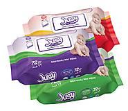 """Влажные салфетки """"Jusy"""", J72, интернет магазин22 игрушки Украина"""