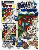 Водная раскраска «Паровозик», AQP-01-03, купить