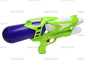 Водное оружие с накачкой для детей, 7300, фото