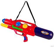 Водное оружие «Мега-бластер» красный , YS318A-2, набор
