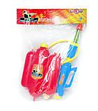 Водное оружие «Пожарный» красный цвет, 2235C-1, игрушка