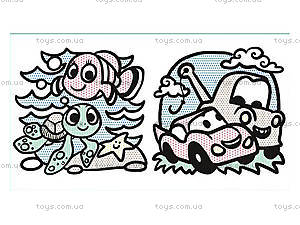 Водные раскраски для детей «Чиполлино», 4338, цена