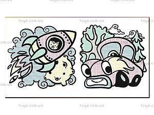 Водные раскраски для детей «Лисичка», 4369, купить