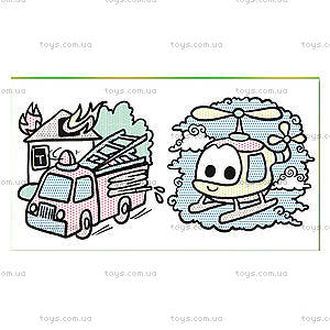 Водные раскраски для детей «Лисичка», 4369, отзывы