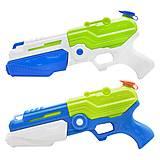 Водный бластер Water Gun 32 см (ассорти), 6000, купить