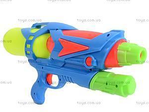 Водный пистолет с накачкой Blaster, 005, отзывы