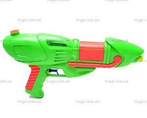 Водный пистолет, с насосом, 1101, фото
