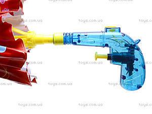 Водный пистолет с зонтиком, 906, фото