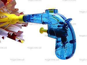 Водный пистолет с зонтиком, 906, детские игрушки