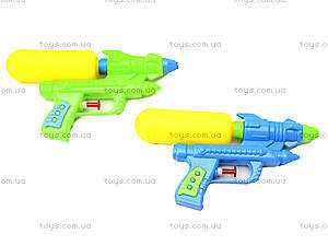 Пистолет водяной игрушечный, 88009A, купить