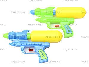 Пистолет водяной игрушечный, 88009A, игрушки