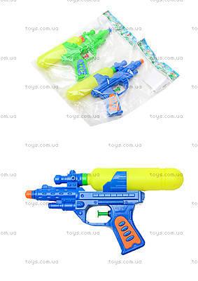 Пистолет игрушечный водяной, 3299