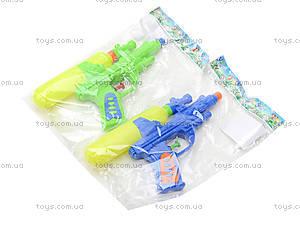Пистолет игрушечный водяной, 3299, игрушки