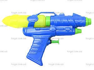 Пистолет игрушечный, водяной, 3399, фото