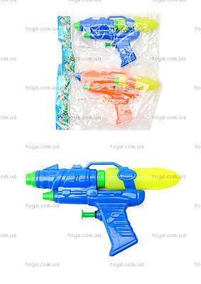 Пистолет игрушечный, водяной, 3399