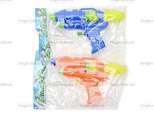 Пистолет игрушечный, водяной, 3399, цена