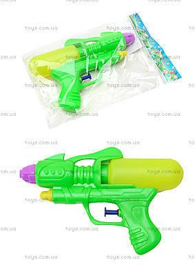 Пистолет игрушечный водяной, для детей, 3398B